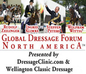Global Dressage Form North American