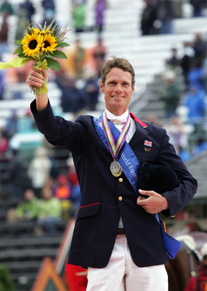 British Olympian William Fox-Pitt