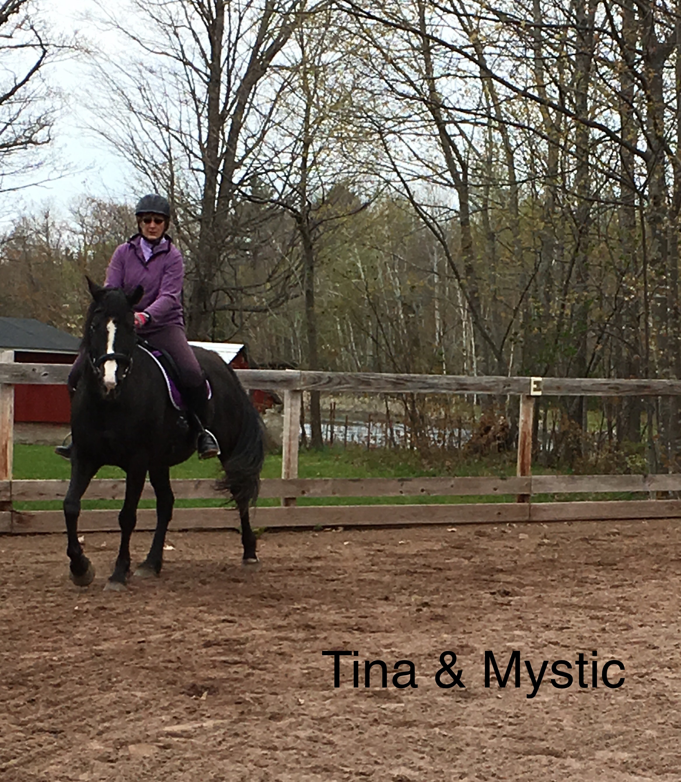 tina and mystic